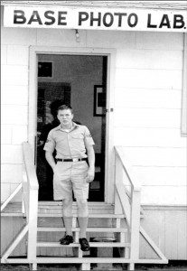 After basic training, I was sent to Perrin Air Force Base, located 60 miles north of Dallas, between Sherman and Dennison, Texas. I was assigned to (OJT) Photography and issued a 4x5 Super Speed Graphic Camera.