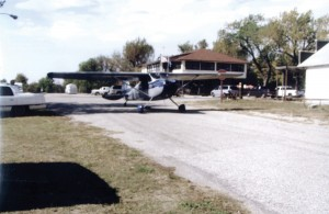 Most visitors to the Beaumont Hotel arrive by plane.