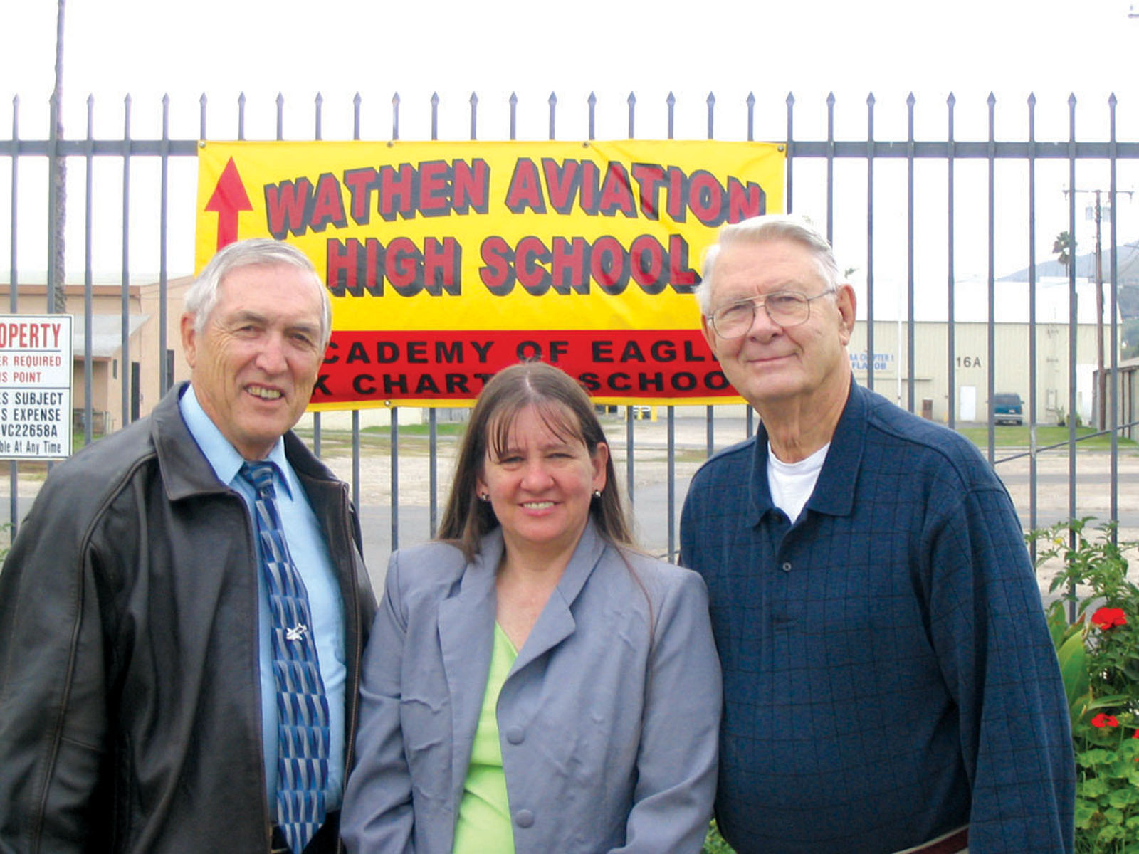 Thomas Wathen Foundation Fosters Aviation Education