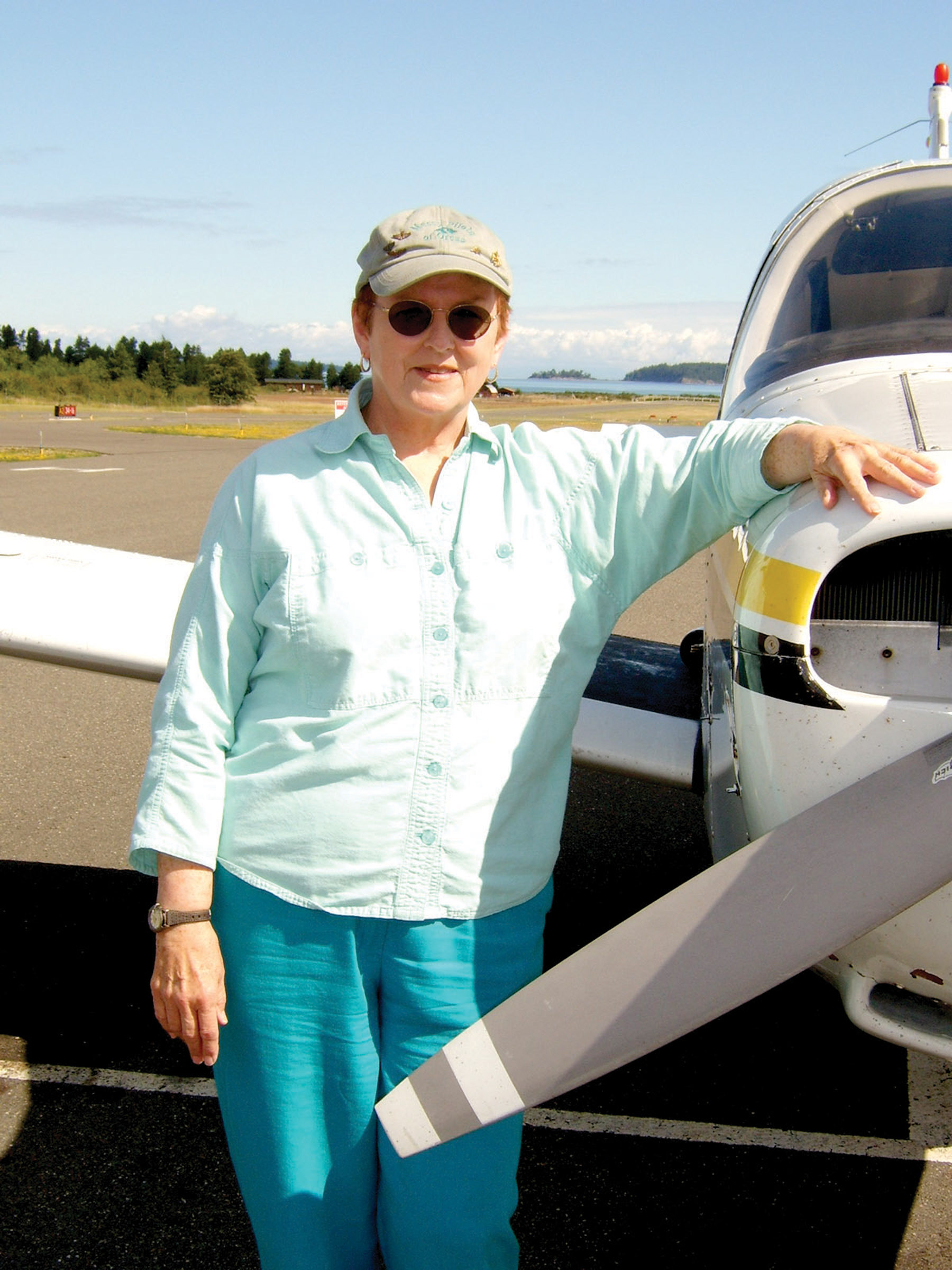 Audrey Wells and the Mercy Pilots of Orcas Island