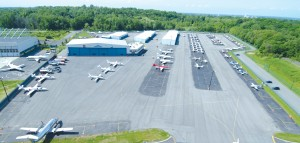Originally constructed in 2002, Panorama's state-of-the-art 21-acre facility is a jewel of Westchester County Airport.