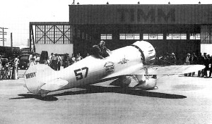 After Roscoe Turner crashed his Wedell-Williams Model 44, the aircraft was rebuilt for the 1937 Bendix race.