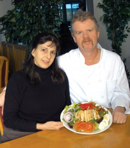 Daya and Dwight Colborn have a combined 50 years of experience in the restaurant business.