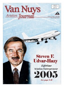 Steven F. Udvar-Hazy Lifetime Aviation Entrepreneur 2005