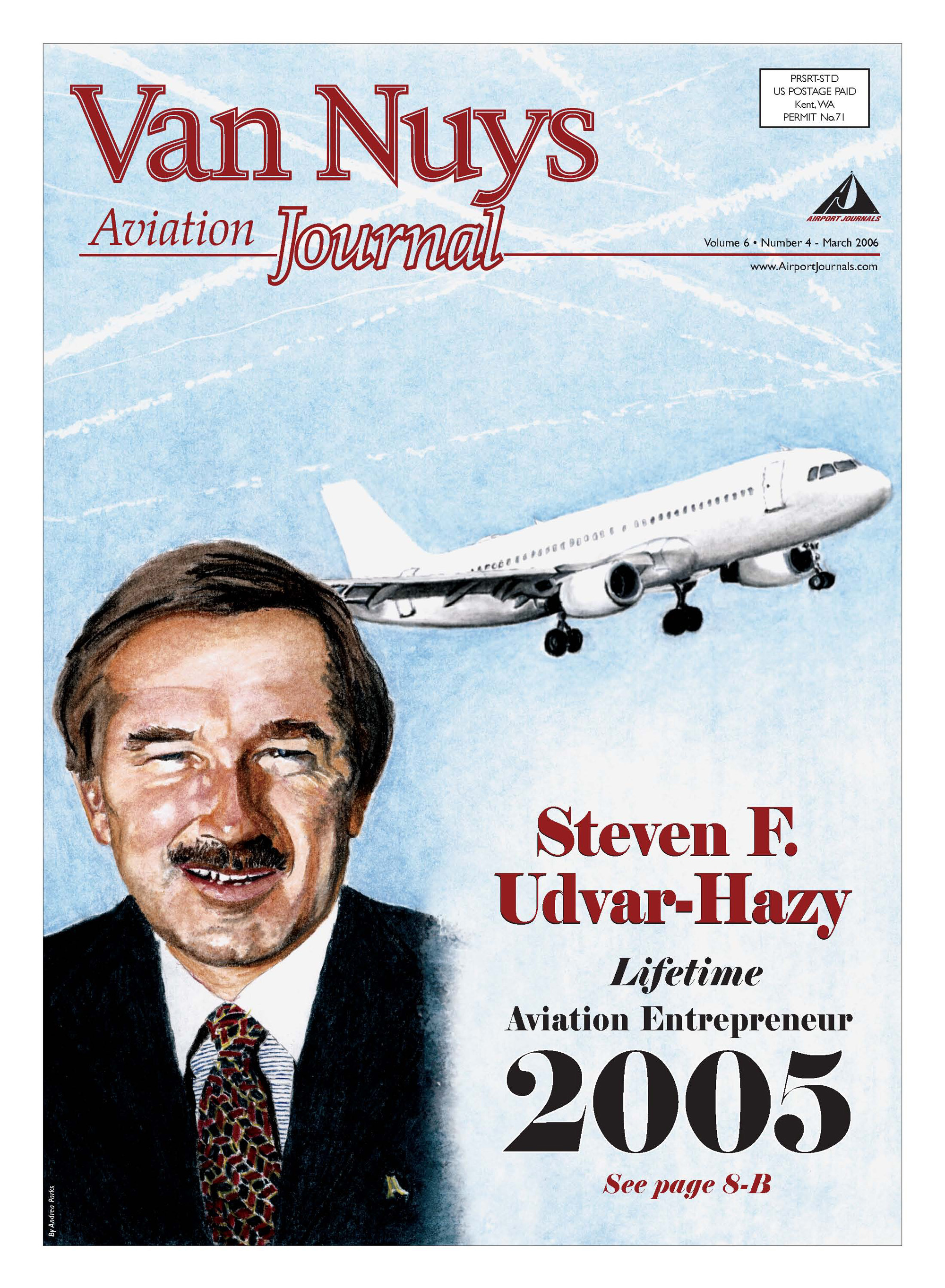 Steven F. Udvar-Hazy: Committed to Good Causes