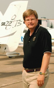 "Alan Klapmeier, president and CEO of Cirrus Design, believes that a ""personal single-engine jet,"" designed for the pilot, is a missing link in general aviation."