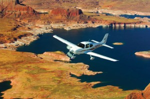 We could see 100 more SR series aircraft in the air by the end of this year, if Cirrus reaches a deal to acquire an existing FAR Part 135 charter company. The firm currently operates 13 SR22s, but believes a fleet of 100 SR series aircraft could accommoda