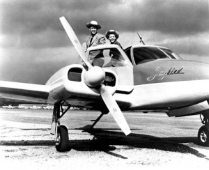 "The Cessna 310 was fast, glamorous and beautiful, so it's no surprise that ""Sky King"" flew one on many episodes of the well-known TV series. Approach speed was nearly double that of the Apache, however, making it challenging for novices to land."