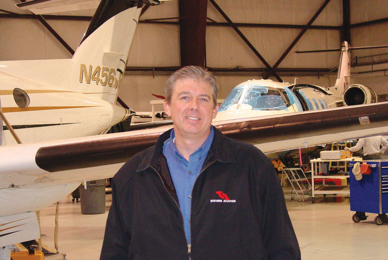 Stevens Aviation Growing Top Flight FBO Services