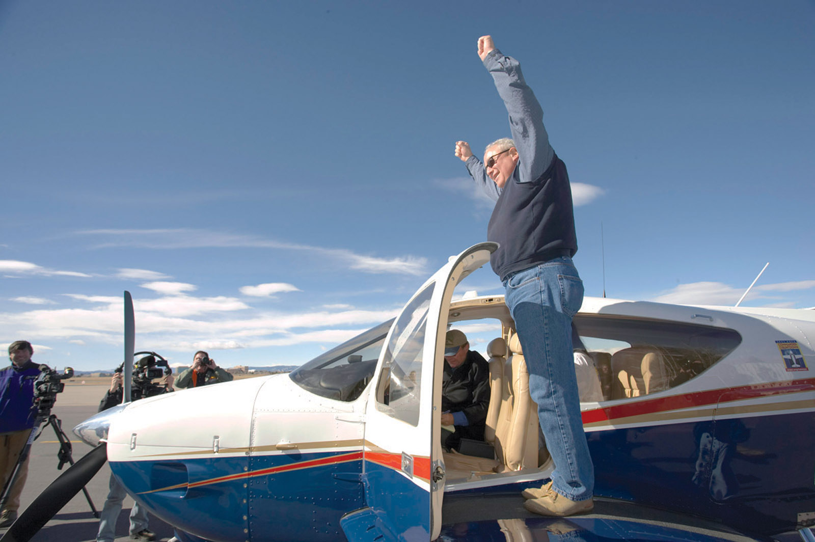 Colorado Man Wins Grand Prize in AOPA Sweepstakes