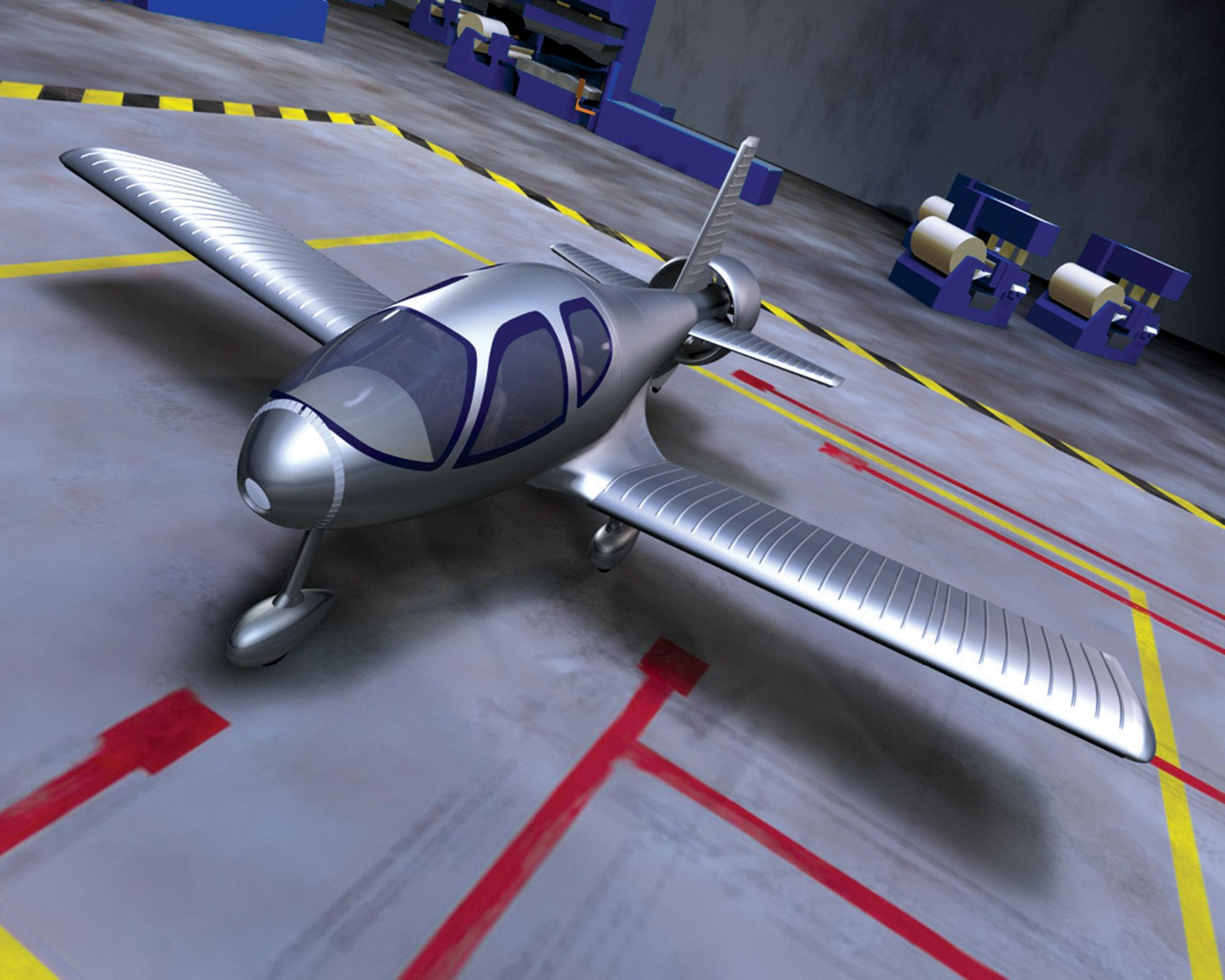 NASA's Aeronautical Centennial Challenge