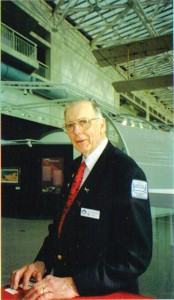 John Anderson, a docent at The Museum of Flight, spent more than 50 years as part of the growing and changing airline industry.