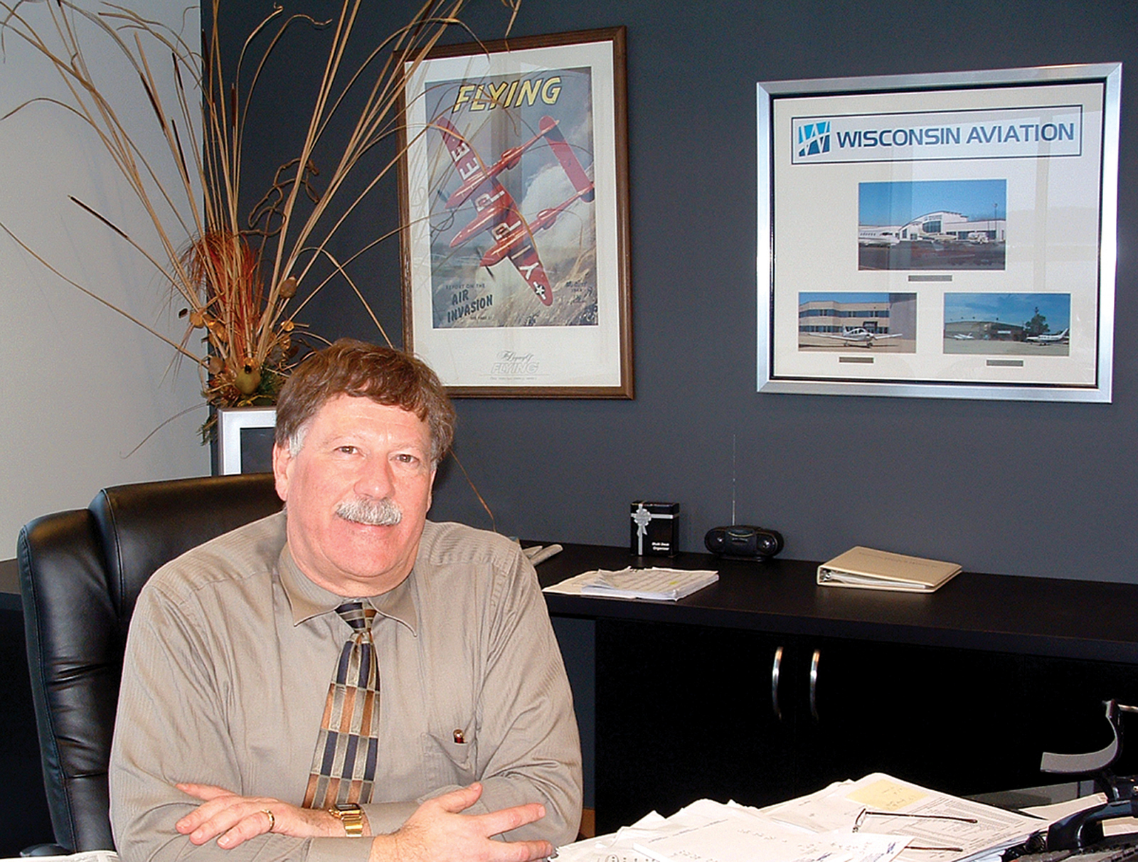 No Worse Time to Start an FBO, but Company Grows