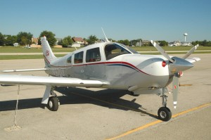 AOPA refurbished the Ultimate Arrow and gave it as a prize in its annual sweepstakes.