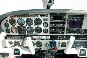 The installation of this new instrument panel is just one example of the care that its owner takes with the Ultimate Arrow.