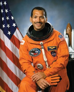 Charles Bolden has flown on four Space Shuttle missions, logging 680 hours in space.