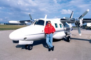 "Jeff Rodengen loved his Mitsubishi long-body G-Model. It was rugged, low maintenance, and a real load hauler, but had a limited range, only about 1,100 NM. ""If you fly it by the book, I think it's one of the safest aircraft around."""
