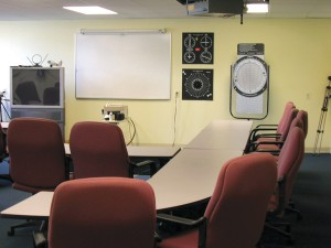 Monterey Bay Aviation has first-class facilities including a large, state-of-the-art classroom available at no charge to members of the local aviation community.