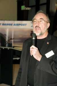 Dennis Heap, director of aviation at Front Range Airport, offered many reasons why FTG is the perfect location for the Gathering of Mustangs and Legends.