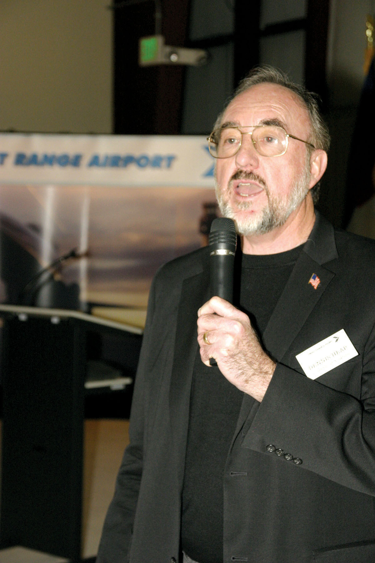"""Front Range Airport Vies For """"Final Roundup"""""""