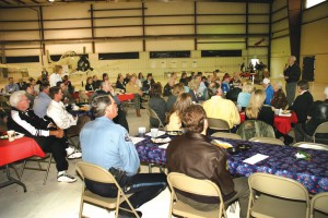 """The business community lends its enthusiastic support for FTG hosting """"The Final Roundup."""""""