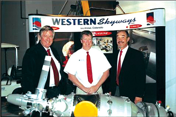 Western Skyways Opens New Turbine Engine Shop