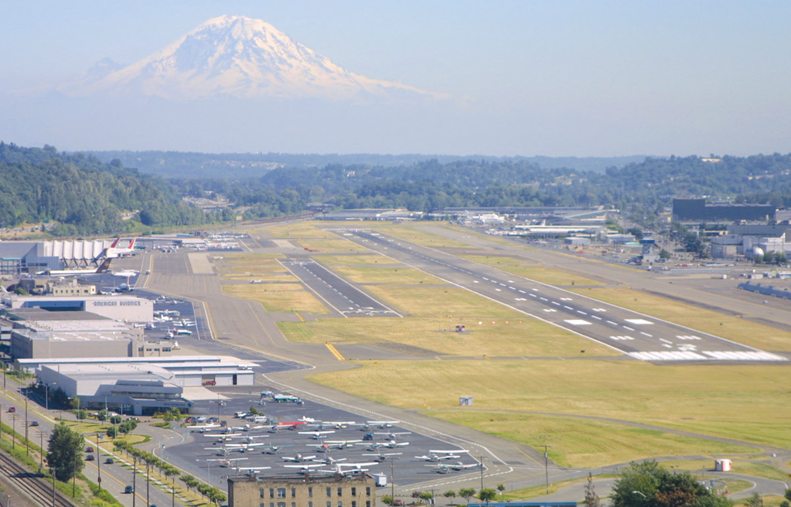 KCIA Runway Rehabilitation Plan Chosen