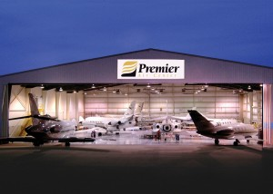 Premier Air Center specializes in services for the Cessna Citation series and Dassault Falcon aircraft at its 200,000-square-foot facilities in East Alton, Ill.