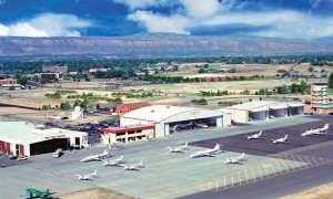 West Star Aviation's facilities at Grand Junction's Walker Field occupy 140,000 square feet on more than 30 acres.