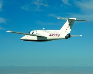 The successful first flight of Excel-Jet's Sport-Jet occurred on May 12, 2006.