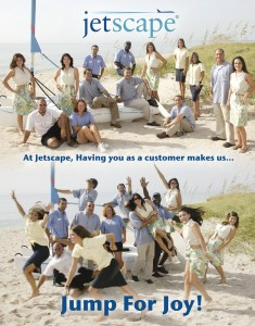 This is not your father's FBO; the professional staff at Jetscape Services takes a nontraditional, fun approach to providing first-class service.
