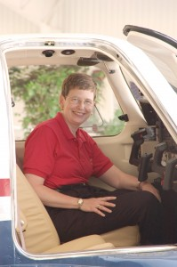 Gretchen Jahn, an avid pilot for more than 20 years, is CEO of Kerrville, Texas-based Mooney Airplane Company and president of its parent company, Mooney Aerospace Group, Ltd., a publicly traded company.