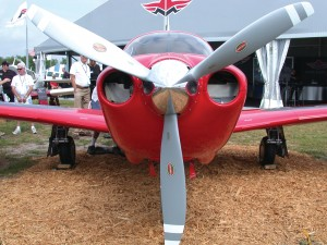 In April, during Sun 'n Fun in Lakeland, Fla., Mooney Airplane Company revealed the Acclaim, the fastest four-place turbo ever built.