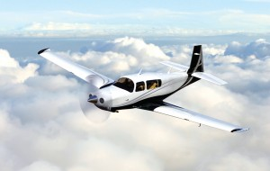 The Acclaim is Mooney Airplane Company's first new production model after a 10-year lull.