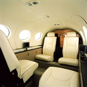 The A500 has one of the largest cabins available in its class.