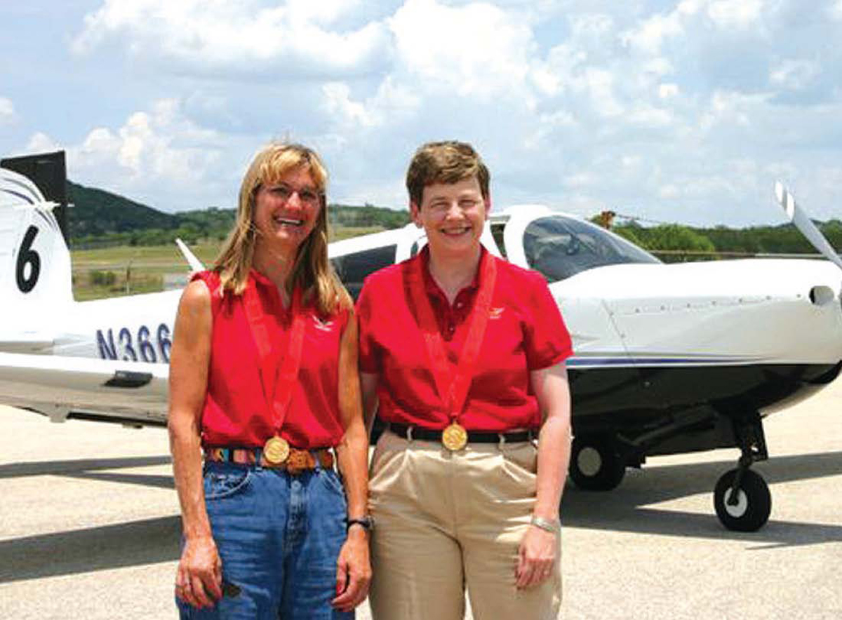 2006 Women's Air Race Classic Attracts Pilots of all Ages and Backgrounds