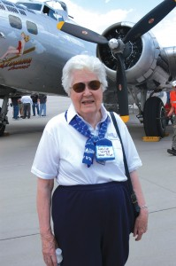 Lucile Wise recounts her experiences as a member of the Women Airforce Service Pilots.