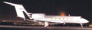 Mountain Aviation's charter certificate allows it to fly larger and more complex aircraft like this Gulfstream G400, which is capable of transcontinental flights.