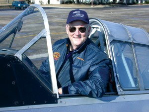 Ralph Royce recently retired as president and CEO of the Lone Star Flight Museum and Texas Aviation Hall of Fame but will continue to support the museum in a consulting capacity.