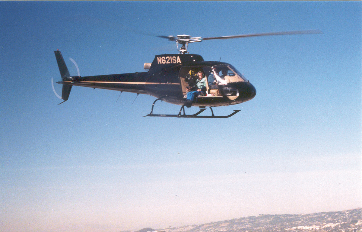 South Bay Helicopter Services Hovers above the Rest
