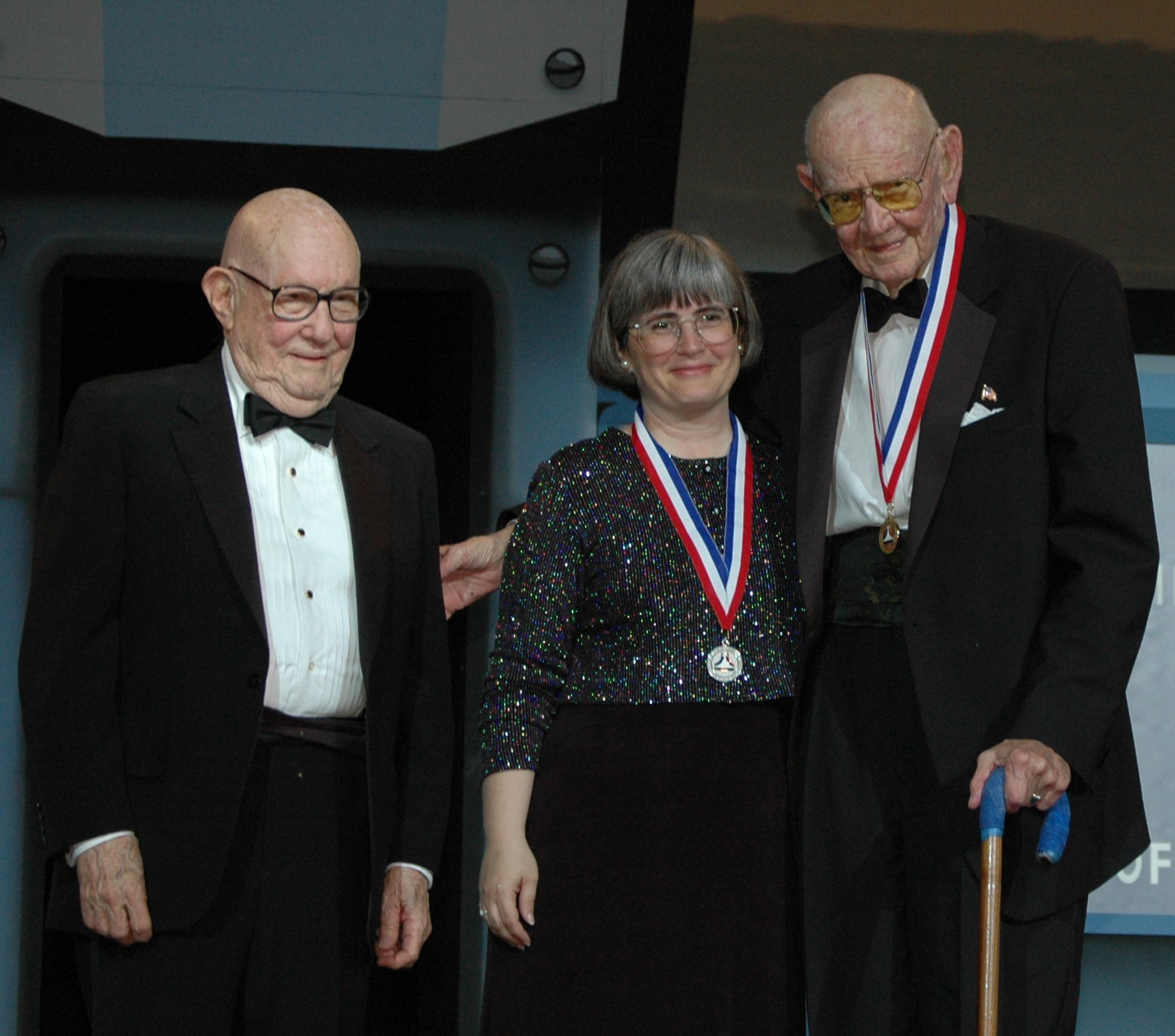 NAHF Honors Dynamic and Diverse Group of Air and Space Pioneers