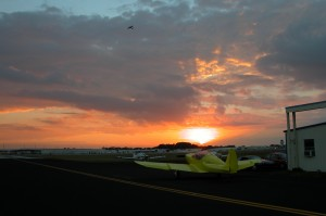 The sun may be setting on the LoPresti Aerodrome, but the company has a bright new beginning ahead of it.