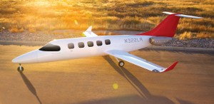 The sole prototype of the Spectrum 33, a cutting-edge light business jet designed by Spectrum Aeronautical and Rocky Mountain Composites, crashed on takeoff on July 25.