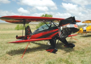 This year's Grand Champion was this 2005 Acroduster 2 SA750 owned by Thomas Shpakow.