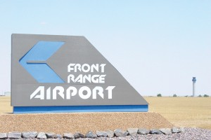 The most significant addition to Front Range Airport's infrastructure has been its new aircraft control tower, the largest general aviation tower in the United States.