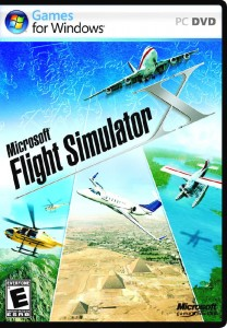 The standard version of Flight Simulator X has 40 highly-detailed airports (16 new to this version), 28 highly-detailed cities and 30+ structured missions.