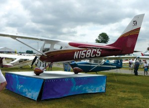 Will Cessna produce its light-sport aircraft?