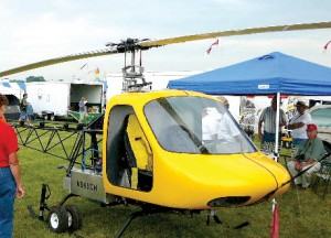 Pawnee Aviation's Chief is a kit-built helicopter. There are no plans to expand the LSA category to include helicopters.