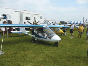 This two-seat ultralight currently can only be used for instructional purposes. It may be recertified as an LSA.