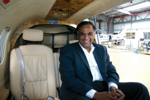 Ram Pattisapu, the owner of IndUS Aviation, is firmly committed to improving the general aviation world in the United States (his adopted homeland) and his birthplace of India.